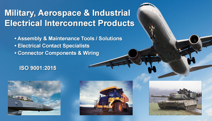 Military, Aerospace & Industrial Electrical Interconnect Products
